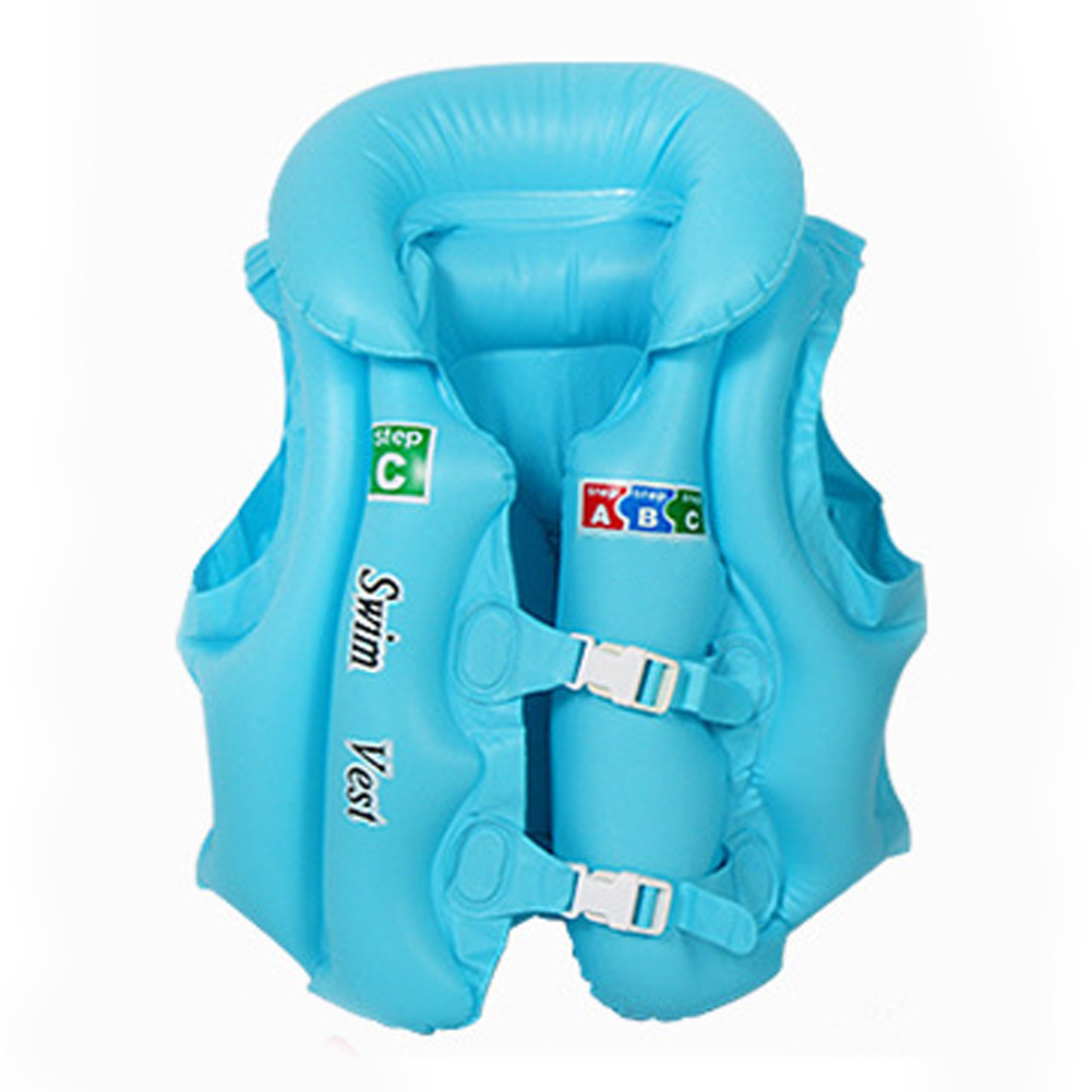 2016 New Professional Swimwear Polyester Children Life Jacket Foam Vest Survival Suit for Swimming Drifting+4gift(China (Mainland))