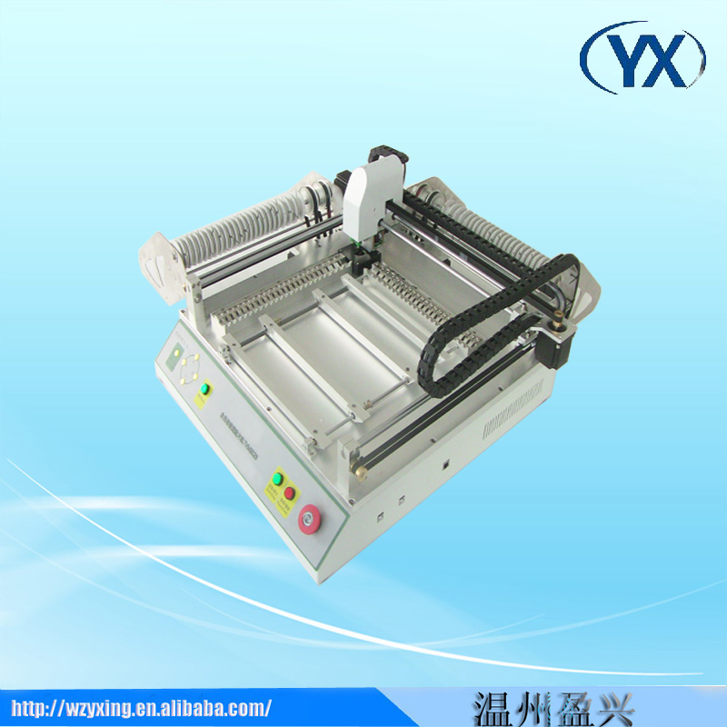 Pick and Place Production Line Pick and Place Machine Smt Automatic PCB Machine(China (Mainland))