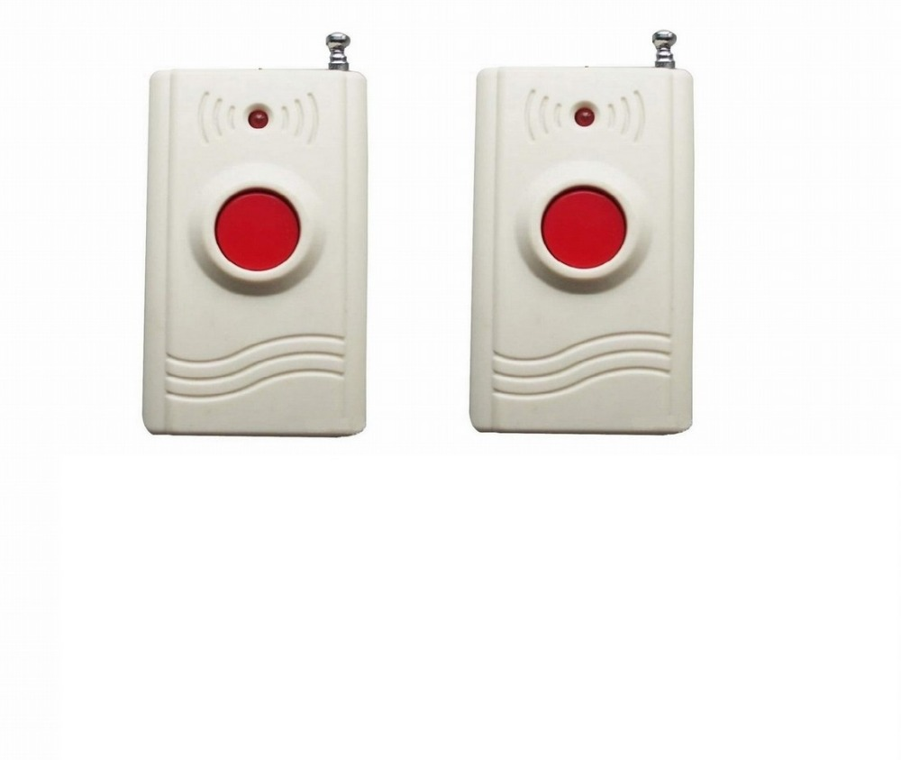 Wireless emergency button, alert button,panic button,for elder people, for security burglar alarm or receiver,high quality(China (Mainland))