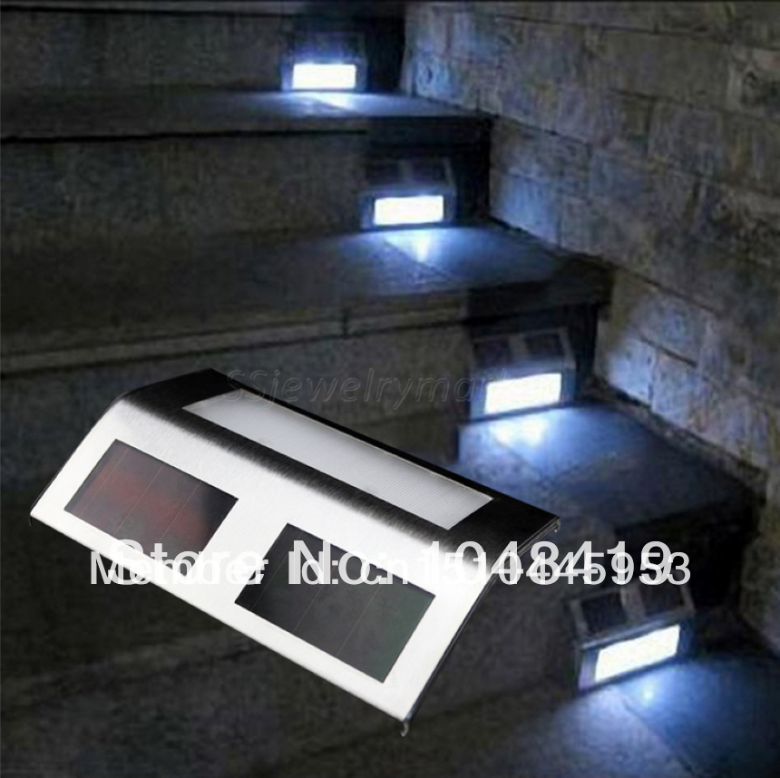 Compra las luces exteriores para escaleras online al por for Luces para exteriores precios