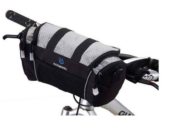 11494 Cycling Bike bag Bicycle bag Quick Release Bicycle Front of the pack Bicycle Handlebar Bag <br><br>Aliexpress