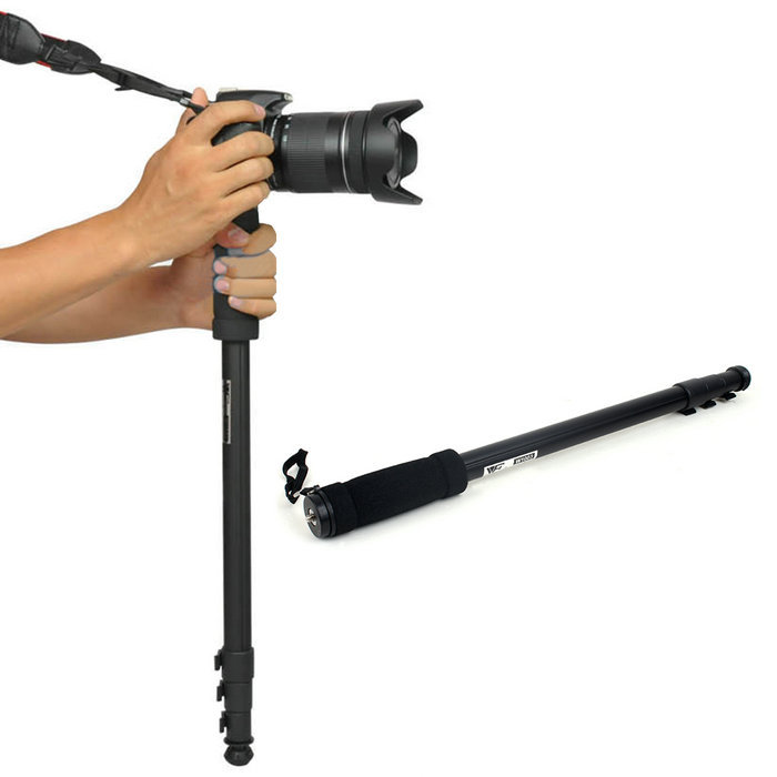 WT1003 Alloy Camera Stand Monopod WT-1003 Tripod For Camera Canon Eos Nikon DSLR On Sale(China (Mainland))