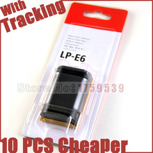 LP-E6 LP E6 LPE6 Camera Battery For Canon EOS 5D2 5D3 7D 6D 70D 60D Mark II III LC-E6E batteries