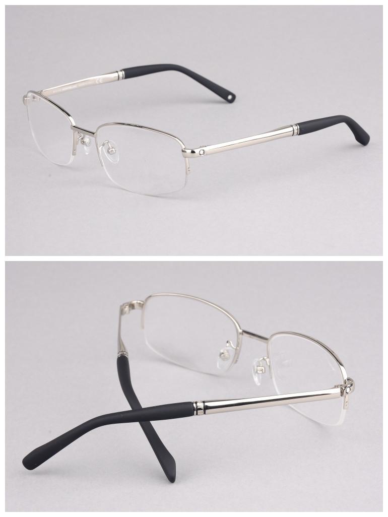 Glasses Frames High End : Mens MB453 frame / half frame glasses / high end mens ...