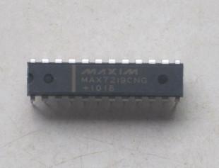 5pcs MAX7219CNG MAX7219 DIP-24 LED Display Driver IC(China (Mainland))