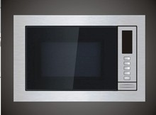 Built-in Digital Stainless Steel Microwave Oven 20L OEM Kitchen Appliance Horno MicroOnda Empotrado Cocina(China (Mainland))