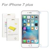 For iPhone 7 plus,High Clear LCD Screen Protector Film Screen Protective Film For iPhone 7 plus 3pcs/lot