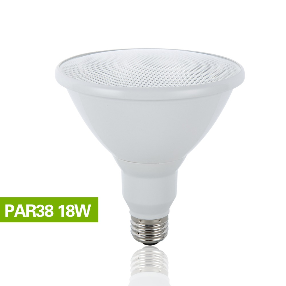 Led Par38 Par30 Par 20 Bulb E26 120V Spotlight Dimmable 7W 13W 18W Led Lamp USA UL Certified For Mall or Home decorating(China (Mainland))