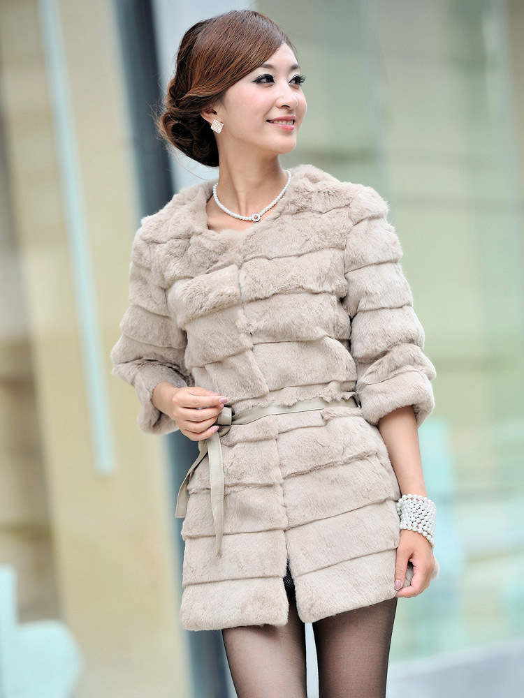 Women's Fur & Faux Fur Wholesaler Maidon Sells Wholesale Dl6009 ...