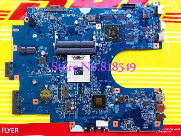 product MBX-267 For SONY <font><b>SEV17</b></font> SVE171B11M notebook motherboard Z70CR MB S1204-2 48.4MR01.021 system mainboard 100% tested OK