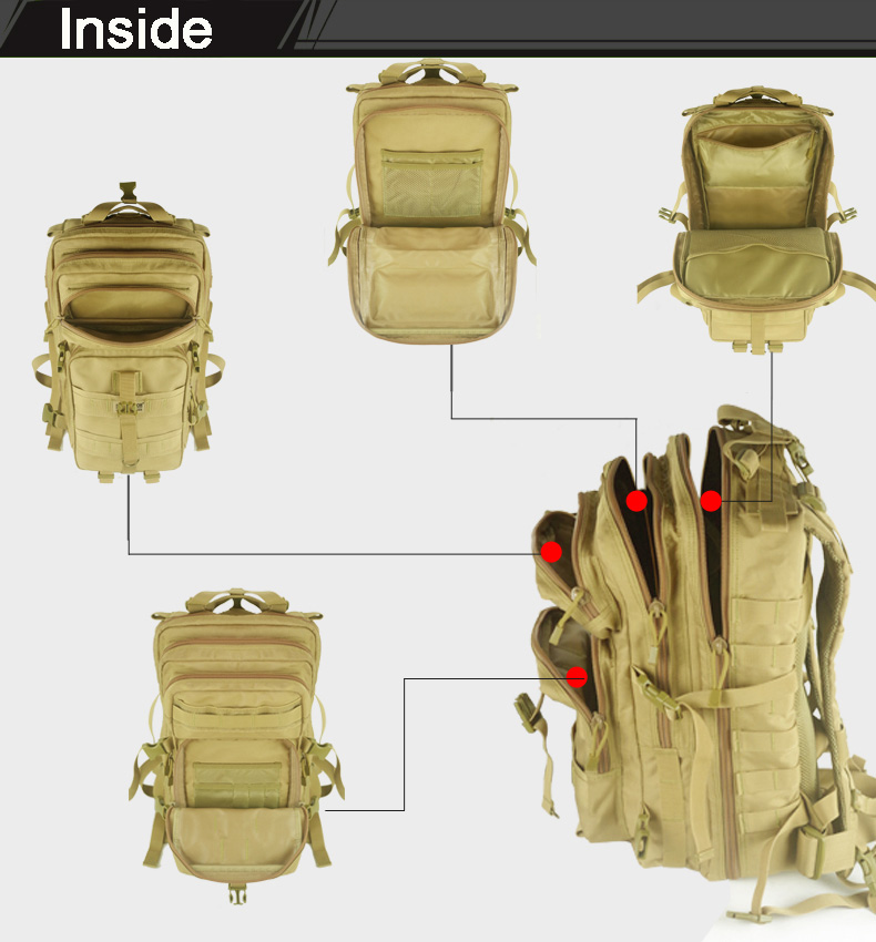MOLLE Backpack States Summit 8