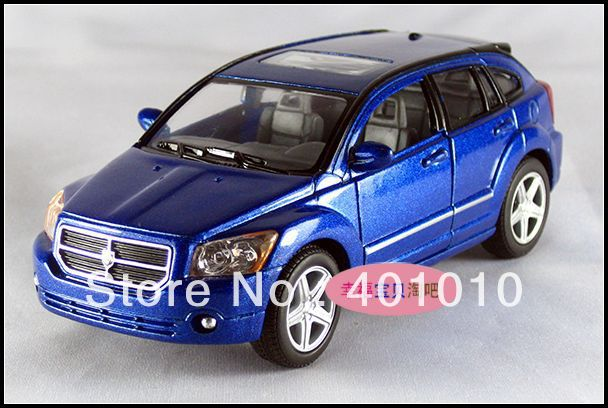 New 1:34 toy suv dodge caliber alloy car models free air mail boy toys
