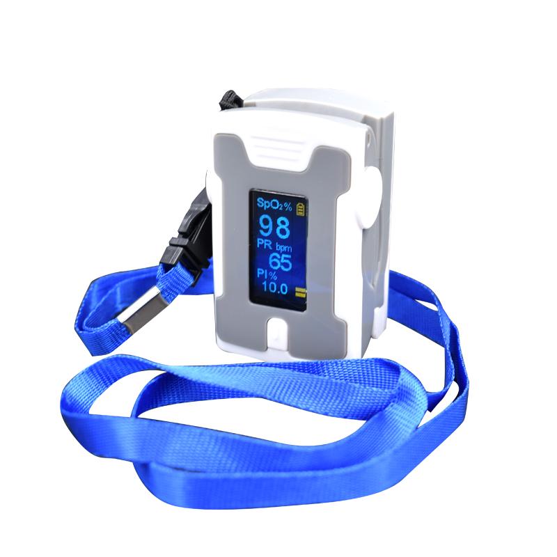 hot sale free shipping OLED Finger pulse oximeter Fulse Rate Heart Rate Monitor Fingertip Pulse Oximeter