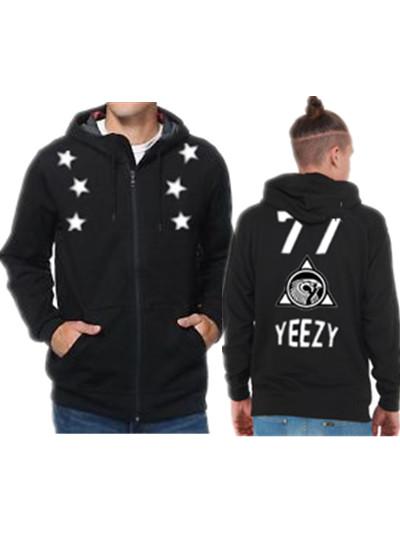Air yeezy 2 yeezys 750 77 men colorful desings 21 styles hoodies