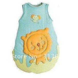 Baby Sleeping Bags sleeping sacks Magic club sleeping bag Infant sleeveless vertbaudet lion 20pcs