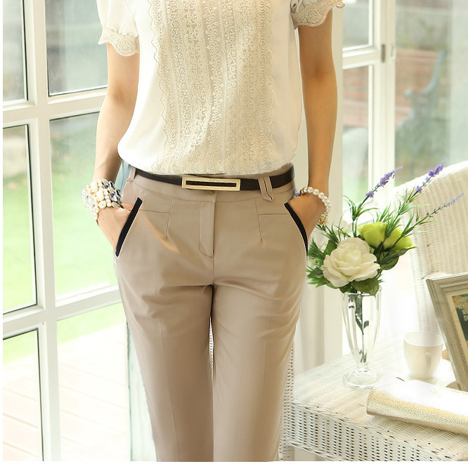 Overall Dress Pants Women Pants Promotion Overall