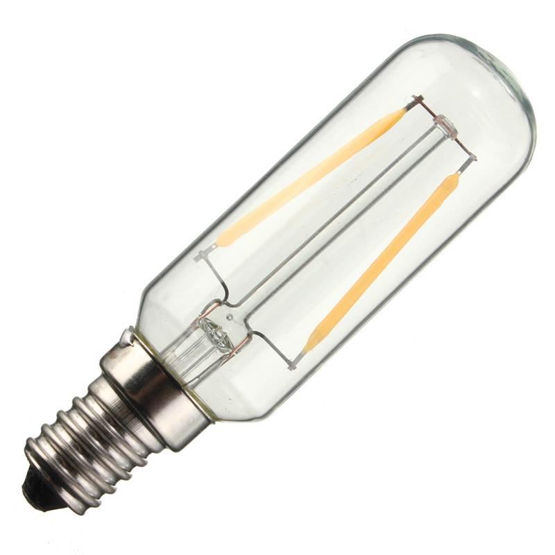 New E14 T25 3W 300Lumen Vintage Edison LED Cooker Hood Filament Light Lamp Extractor Fan Bulb Warm White/White Small Screw 220V(China (Mainland))
