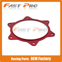 Billet Rear Wheel Sprocket Spacers Raiser For CRF450R 2013 2014 2015 CRF250R 2014 2015 Dirt Bike Motorcycle Motocross (China (Mainland))
