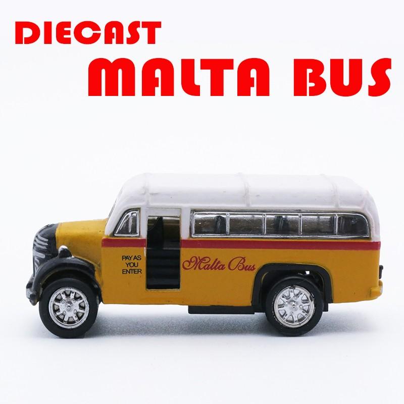 diecast melta bus