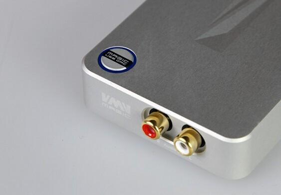 Усилитель для наушников VMV magic USB DAC 32 /192 HiFi PC PCM2704