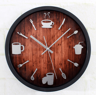 Acheter en trois dimensions restaurant - Fabriquer une horloge murale ...