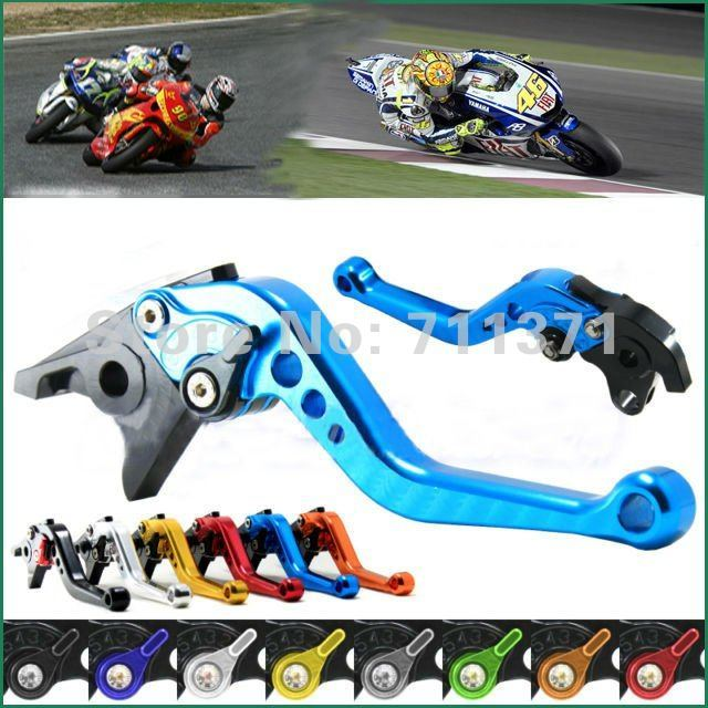 Free Shipping!  High quality 6 Position Brake Clutch Lever Fit  for YAMAHA  XJ6 DIVERSION ABS 2009-2010  [LB15]
