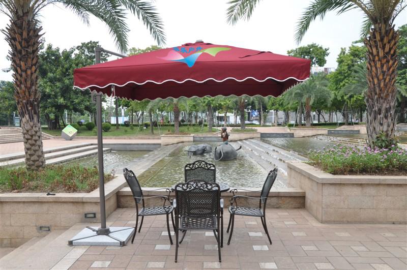 The new Roman province umbrella banana outdoor umbrellas beach square hanging Walking Street<br><br>Aliexpress