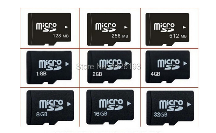 Wholesale 5pcs/lot Memory Card 4GB 8GB 16GB 32GB 64GB Micro SD Card Class 6 Class 10 TF Card Free Adapter+Card Reader(China (Mainland))