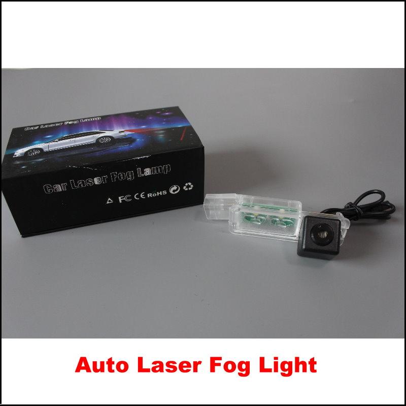 Cars Laser Fog Lights, Rain, Snow,Haze Light,Super Bright Night Crash Artifact Life Saver Lamp / For Porsche 987 2005~2008