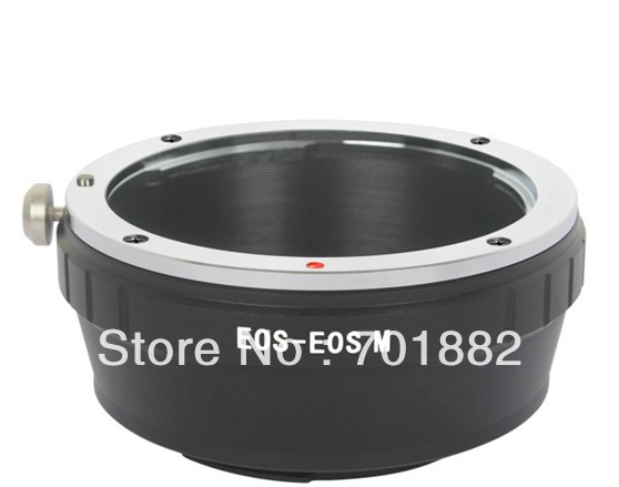 Mount Adapter for EOS EF EF-S Lens to Canon EOS M EF-M mirrorless camera<br><br>Aliexpress