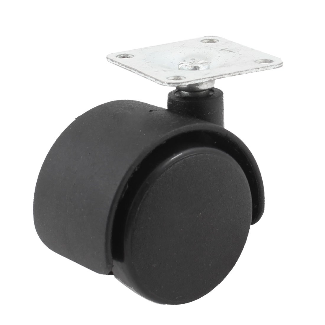 Гаджет  IMC Hot 33mm Metal Mounted Plate 38mm Plastic Dual Wheel Rotatable Caster None Мебель
