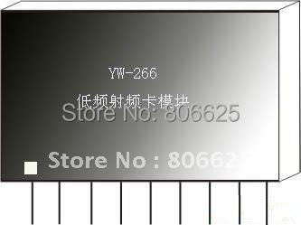 125K RFID module/ LF rfid module/RFID reader +1 Antenna+3 tags/YW266(China (Mainland))