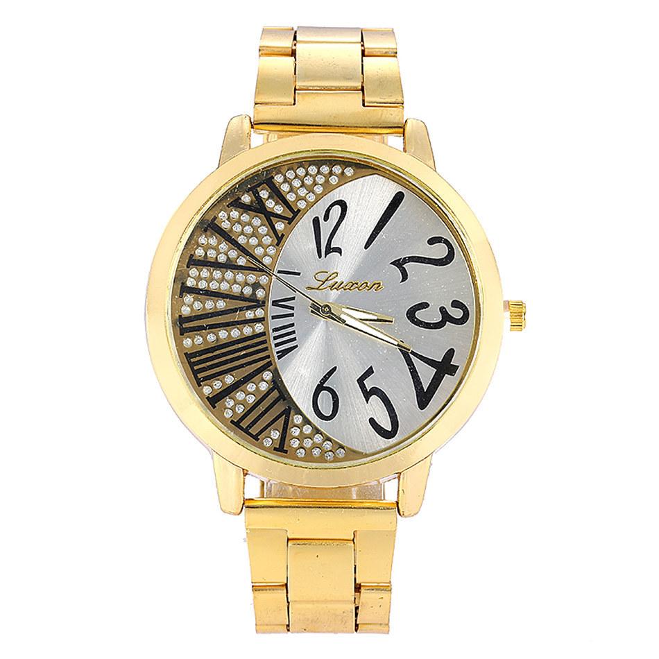 Fashion Ladies Steel Strap Crystal Diamond Rhinestone Watches Women Beauty Dress Quartz Watch Hours for women relogios feminino(China (Mainland))