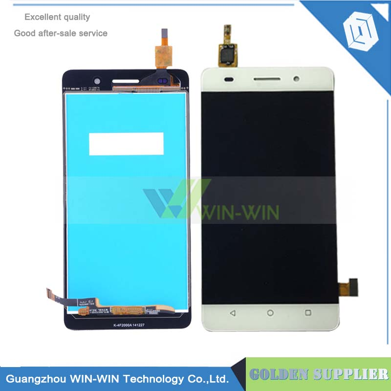 White/Black/Gold LCD DIsplay + Touch Screen Digitizer Assembly For Huawei Honor 4C / G play mini Lcd Screen Parts Free shipping(China (Mainland))
