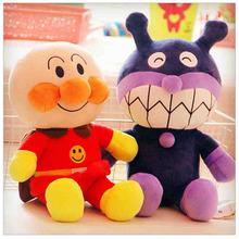 Anpanman Softly Smile Plush M Plus Anpanman Japan Import 36cm