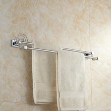 Free Shipping Bath Towel Rack,Bathroom Accessories Products Chrome Towel Bar,Towel Holder  BR-87002(China (Mainland))