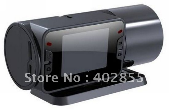 "Night Vision Potable Car Recorder Camera  H190 DVR 2""  TFT LCD 150 Degrees Viwe Angle Motion Detect Car Video Recorder"