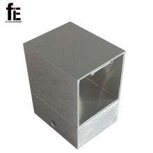 LED Indoor outdoor Wall Lamps 85-265V Surface Mounted Cube Led wall light White/warm/green/red/blue up and down wall light(China (Mainland))