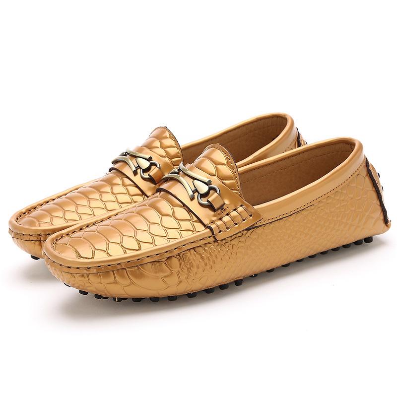 2015 Brand Sapato Masculino Traje Social Esportivo lindos Leather Men's Casual Shoes Chauffeur Modelos Driving Shoes(China (Mainland))