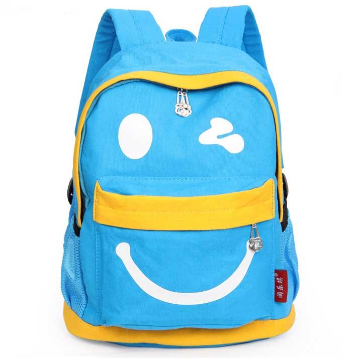 High Quality Childrens Cartoon School Bags Boys Girls Children Backpacks Students Backpacks Canvas Schoolbag Book Bag<br><br>Aliexpress