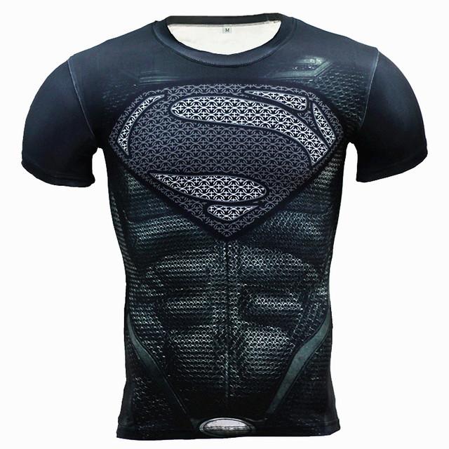 Fitness Compression T-Shirt