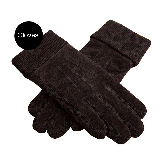 Leather Gloves For Men Winter Leather Gloves For Men