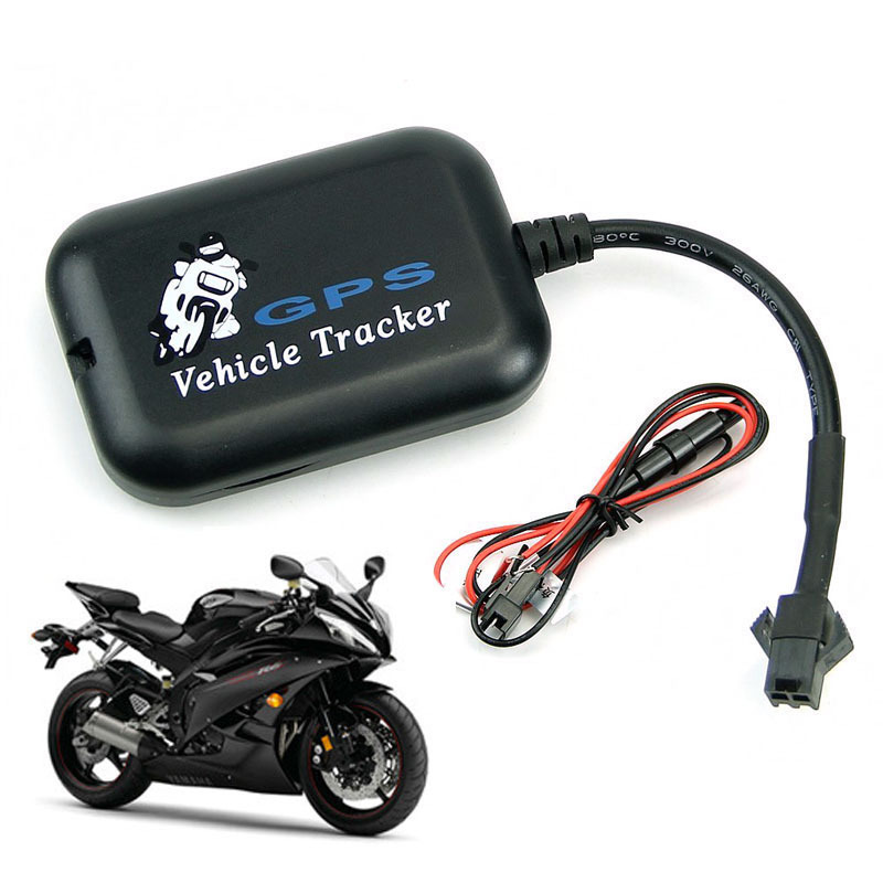 2015 New Hot Mini Motorcycle Bike Vehicle Car GPS Tracker anti theft system watch LBS+SMS/GPRS GSM Alarm Free Shipping Wholesale(Hong Kong)