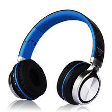 Bluetooth 4.0 headset stereo,Micro-SD/FM Radio wireless bluetooth headphone,FengLi 75N High Fidelity selfie blutooth headset