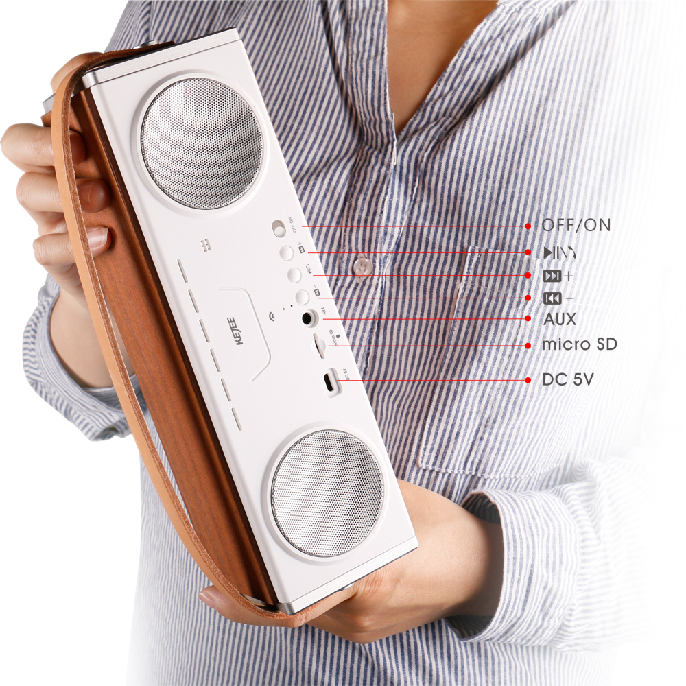 Portable New Last Bluetooth 3