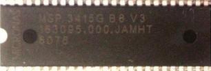 Special offer new MSP3415G NICAM decoder block B8 V3 52 feet quality assurance--JDJC(China (Mainland))