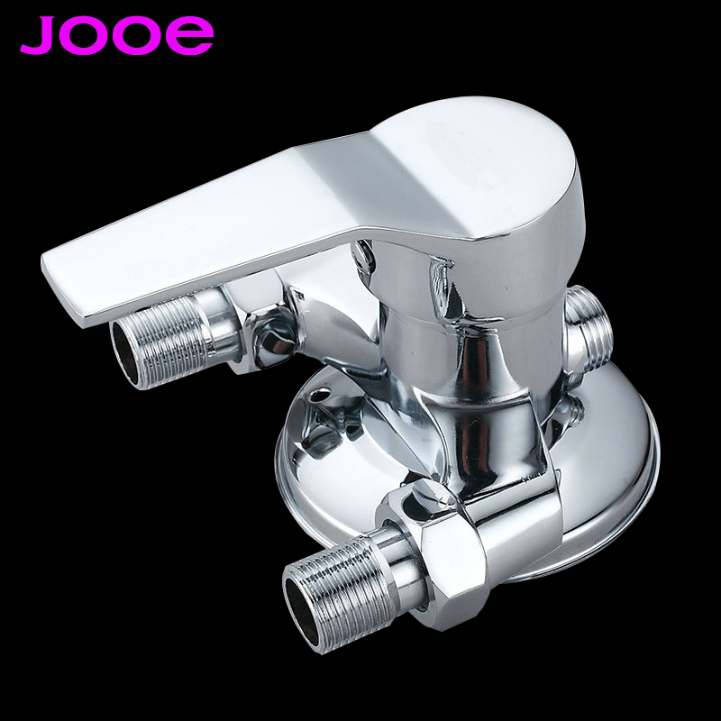 Shower Faucet chrome Bathroom Hot Cold Bath Mixer Valve Wall Mounted Water Tap bath faucet torneira chuveiro ducha(China (Mainland))
