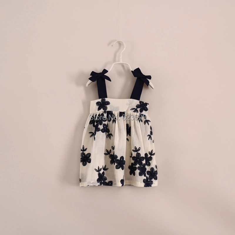 Wholesale Abby Fish 2014 Brand New Summer Childrens Clothing, 3-8Y baby girls chiffon tanks, floral princess tops<br><br>Aliexpress