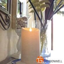 Луминара потухший / из светодиодов свечи 5 » белый цвет — ваниль запах — дистанционного готов