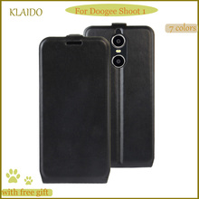 Buy KALIDO Luxury Flip Leather Case Doogee Shoot 1 Wallet Case Shoot 1 Card Slot Phone Case Cover Doogee Shoot 1 for $4.74 in AliExpress store